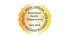 A N.C. Accrediated Health Department